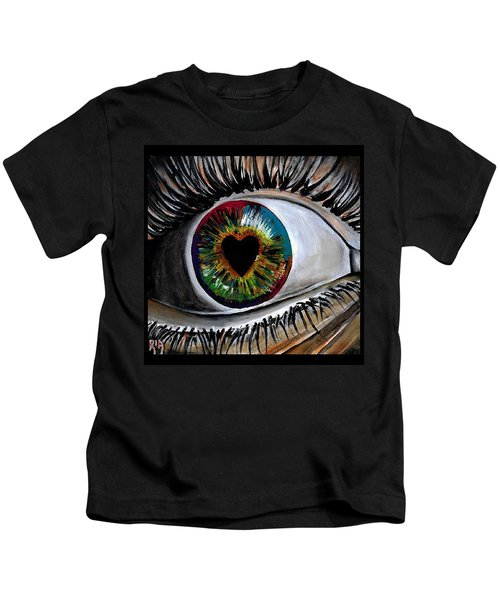 Eye Love You Kids T-Shirt