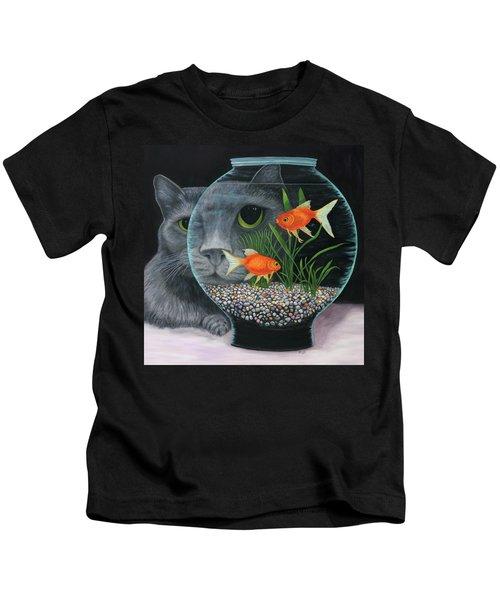Eye To Eye Sq Kids T-Shirt
