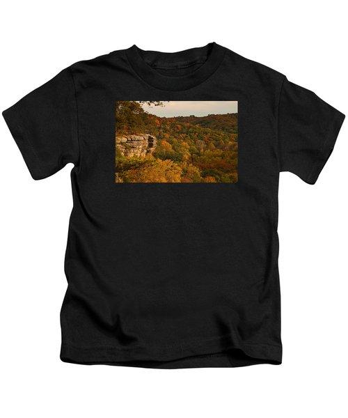 Fall Bounty Kids T-Shirt