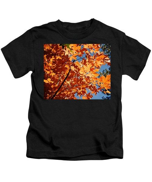 Fall Colors 2 Kids T-Shirt