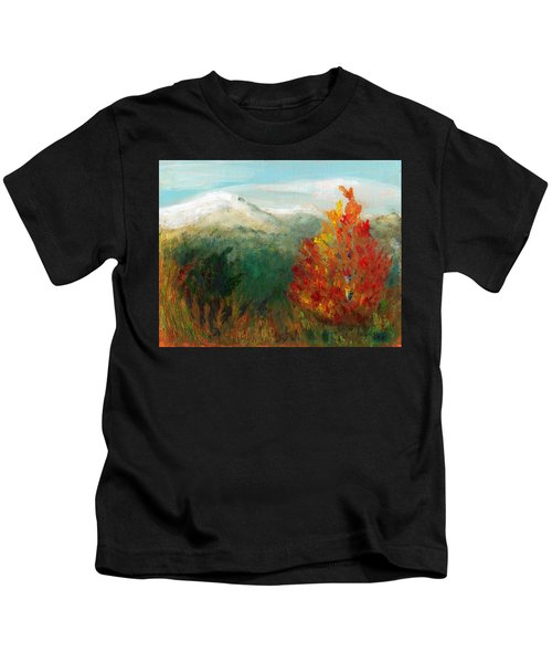 Fall Day Too Kids T-Shirt