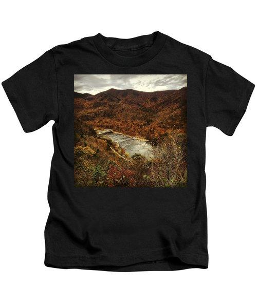 Fall On The Maury Kids T-Shirt