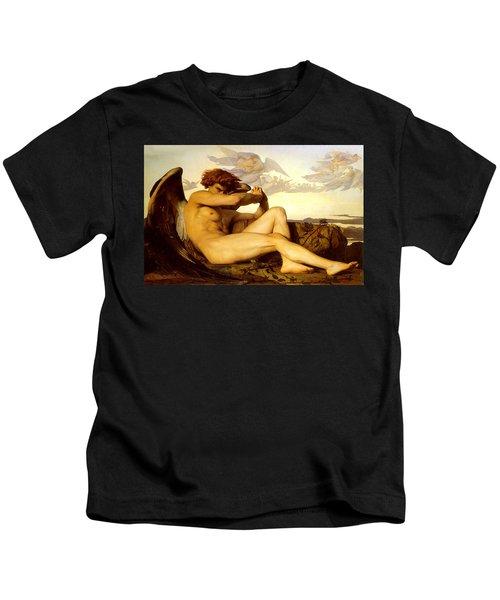 Fallen Angel  Kids T-Shirt