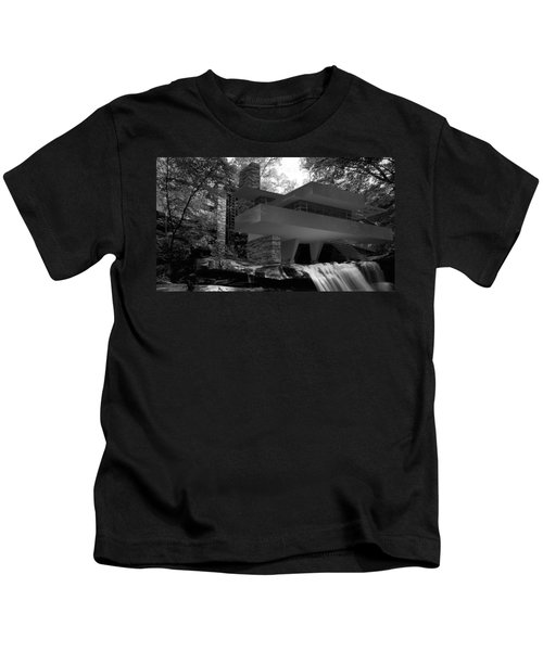 Falling Waters Kids T-Shirt