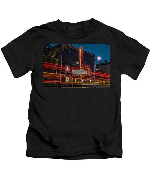 Famous Rivoli Kids T-Shirt