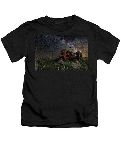 Farming The Rift Kids T-Shirt