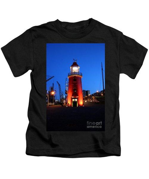Faro Museo De Rotterdam Holland Kids T-Shirt