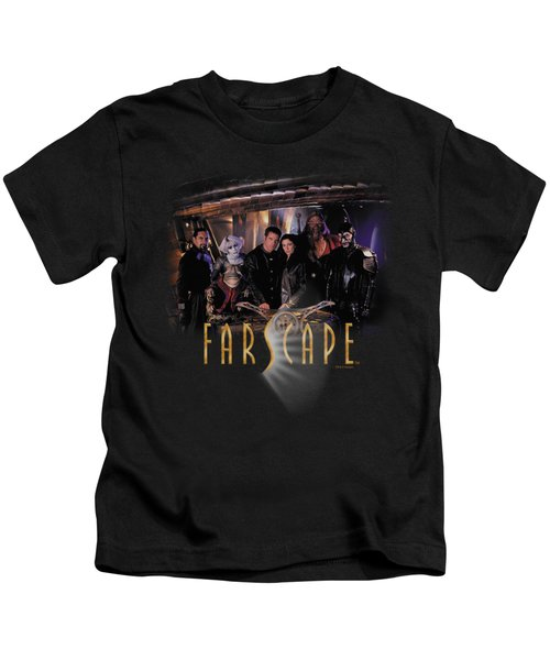 Farscape - Cast Kids T-Shirt