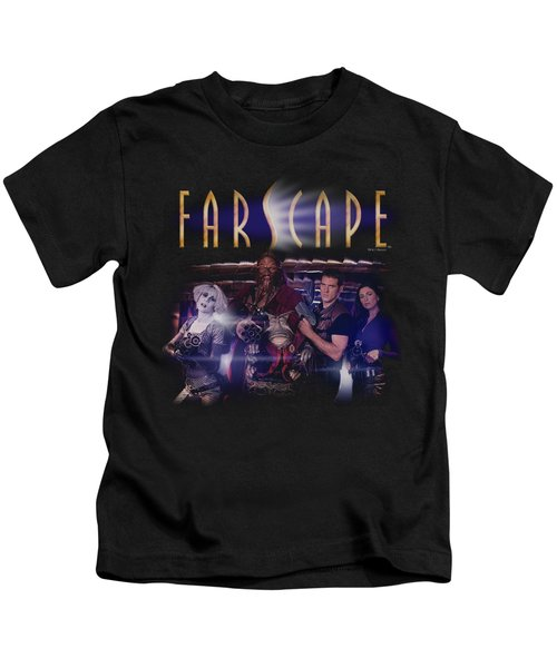 Farscape - Flarescape Kids T-Shirt