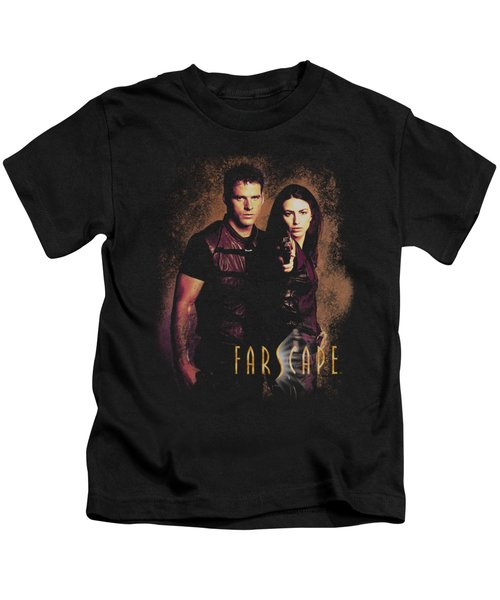 Farscape - Wanted Kids T-Shirt