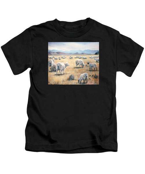 Feed My Sheep Kids T-Shirt