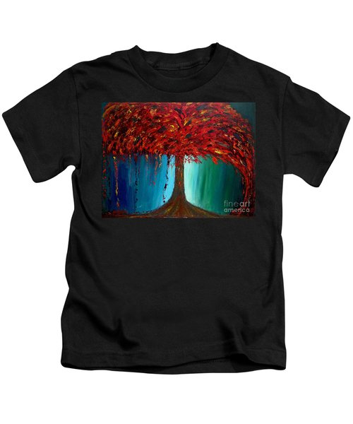 Feeling Willow Kids T-Shirt