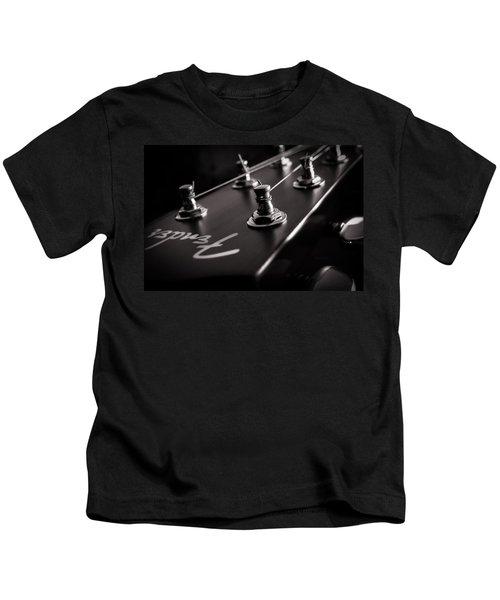 Fender Acoustic I Kids T-Shirt