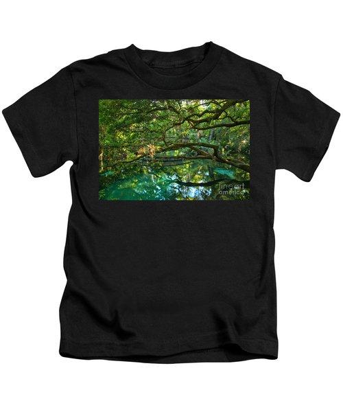 Fern Hammock Kids T-Shirt