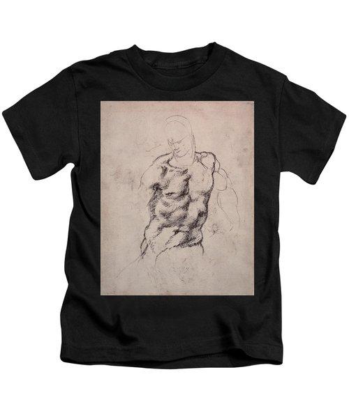 Figure Study Kids T-Shirt