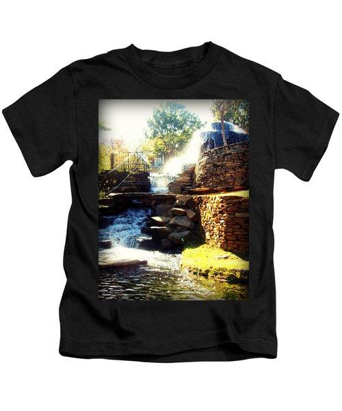 Finlay Park Fountain Kids T-Shirt