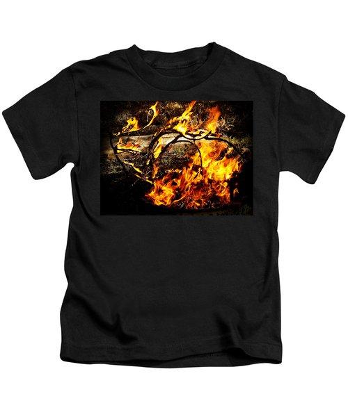 Fire Fairies Kids T-Shirt