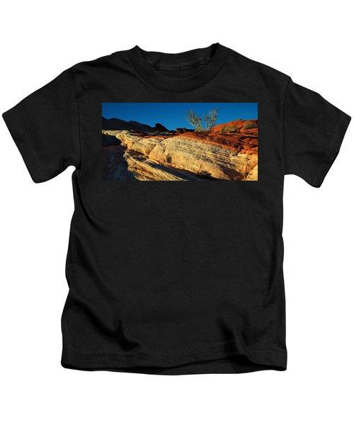 Fire Lines Kids T-Shirt