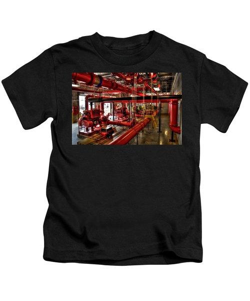 Fire Pumps Kids T-Shirt