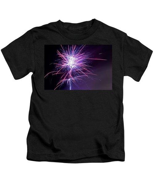 Fireworks - Purple Haze Kids T-Shirt