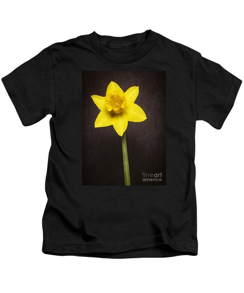 First Spring Daffodil Kids T-Shirt