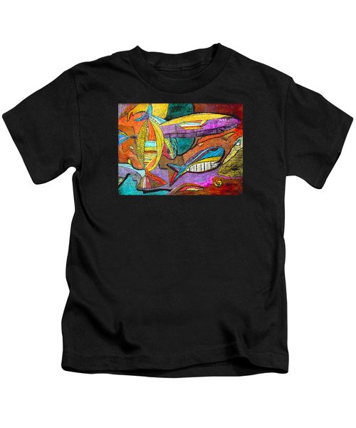 Fish And Chips Kids T-Shirt
