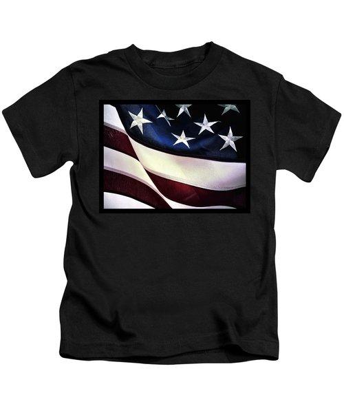 Flag Spotting At The Va Kids T-Shirt