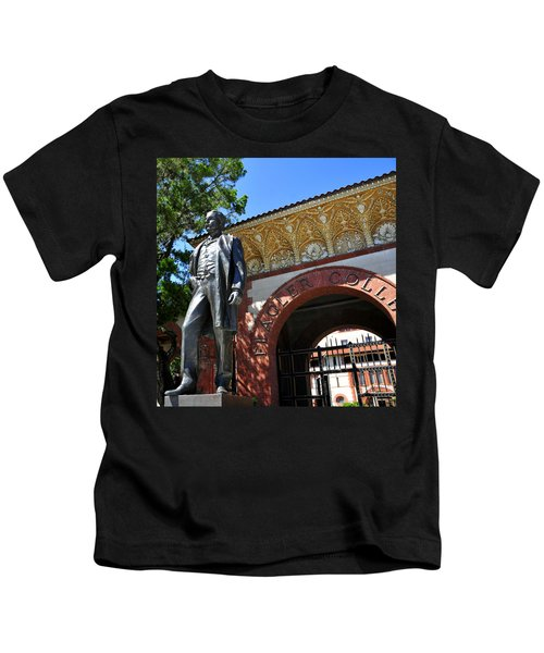 Flagler College Entrance Kids T-Shirt