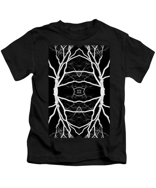 Tree No. 8 Kids T-Shirt