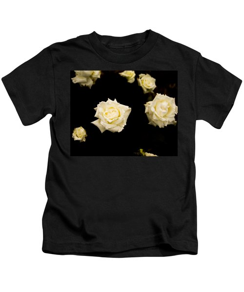 Floating In Darkness Kids T-Shirt