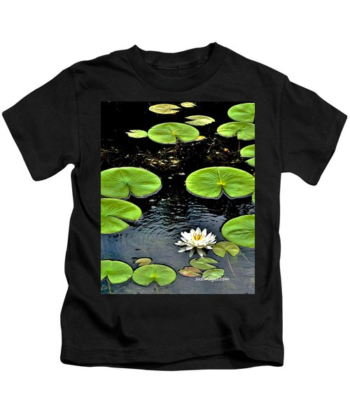 Floating Lily Kids T-Shirt