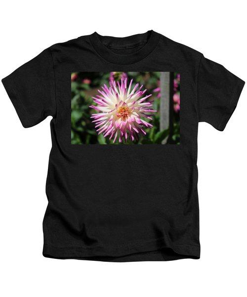 Floral Beauty 3  Kids T-Shirt