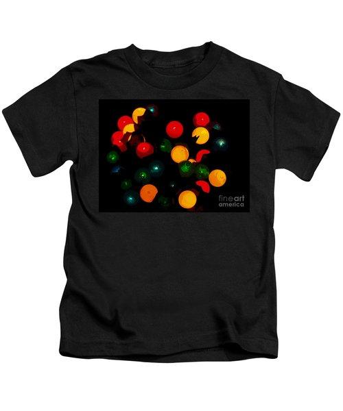 Flower Light Bunch Kids T-Shirt