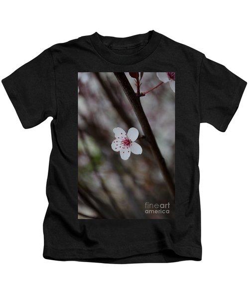 Flowering Plum 3 Kids T-Shirt