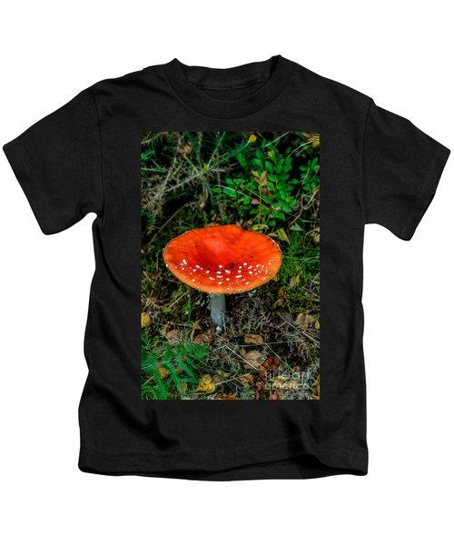Fly Agaric Fungi Kids T-Shirt