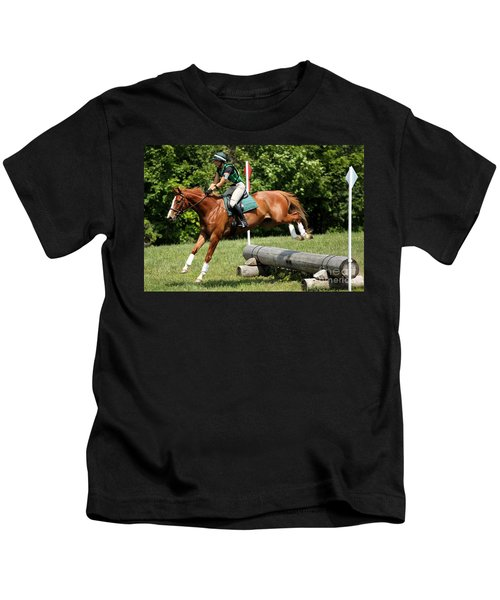 Flying Chestnut Kids T-Shirt