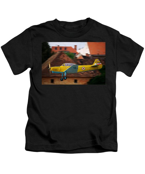 Flying Low Kids T-Shirt