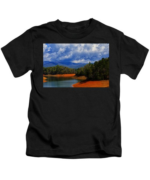 Fontana Lake Storm Kids T-Shirt
