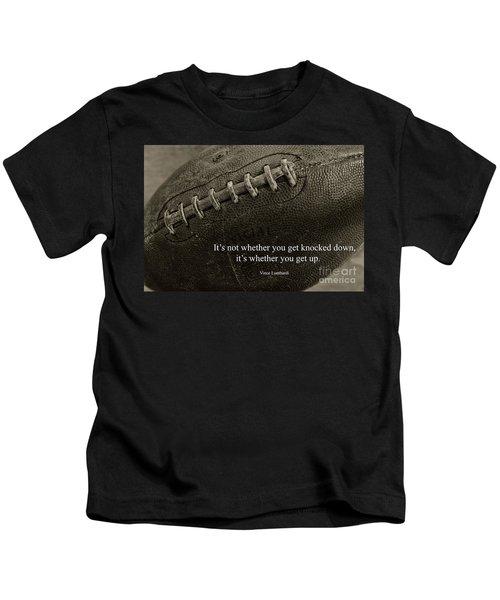Football Get Up Kids T-Shirt