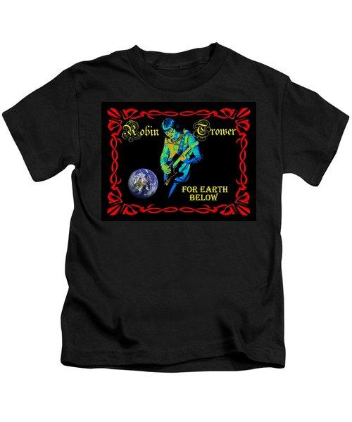 For Earth Below #1 Kids T-Shirt
