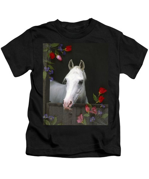For The Roses Kids T-Shirt