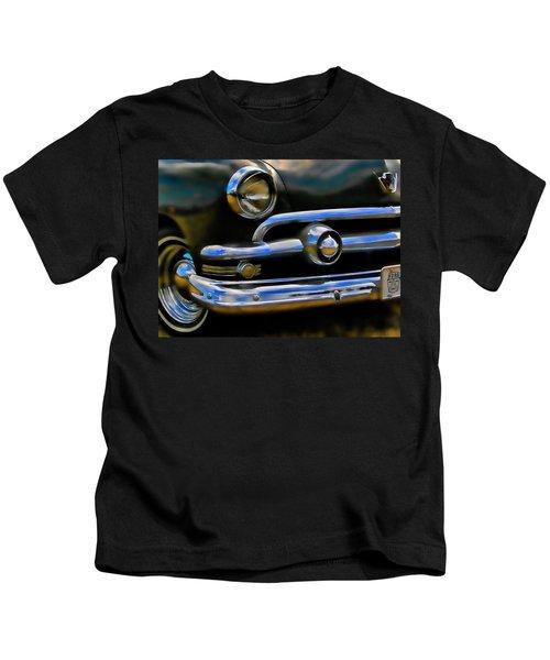 Ford Hot Rod Kids T-Shirt