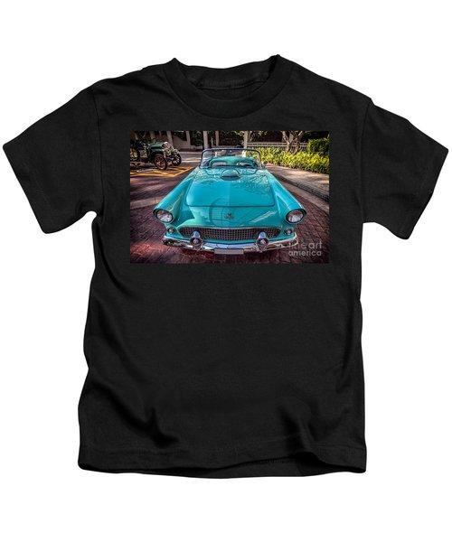 Ford Thunderbird  Kids T-Shirt