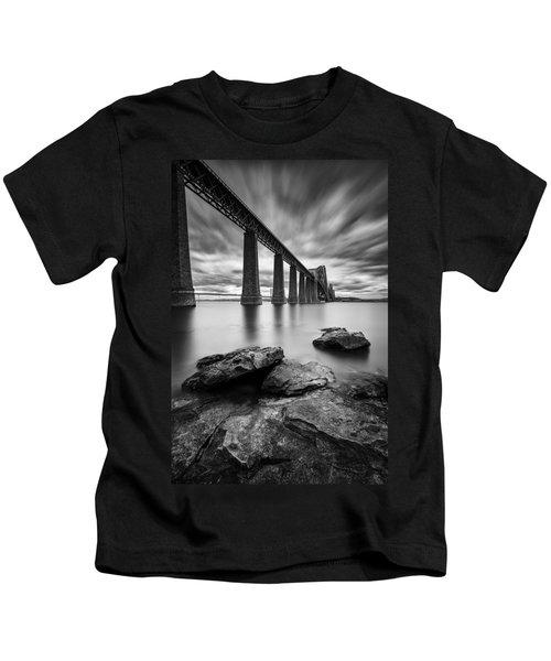 Forth Bridge Kids T-Shirt
