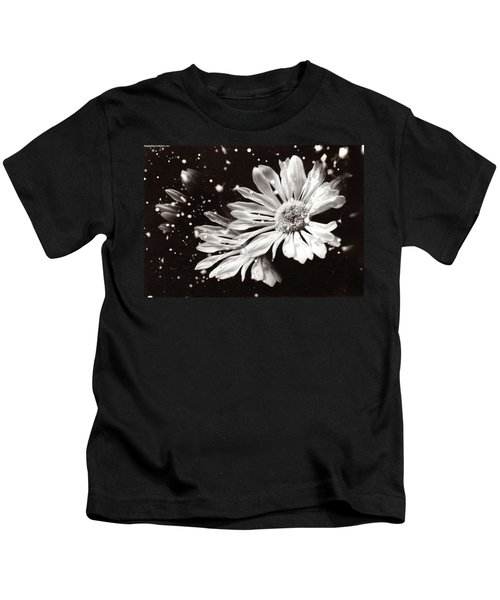 Fractured Daisy Kids T-Shirt
