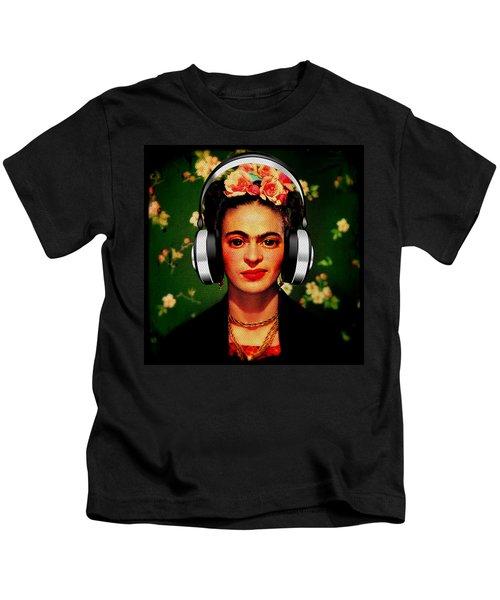 Frida Jams Kids T-Shirt