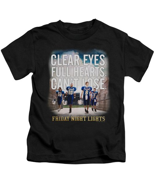 Friday Night Lights - Motivated Kids T-Shirt