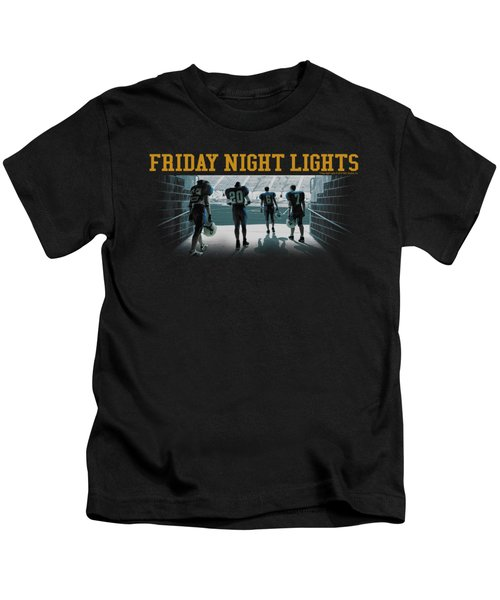 Friday Night Lts - Game Time Kids T-Shirt
