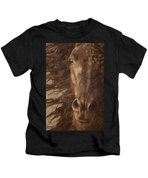 Friesian Spirit Kids T-Shirt