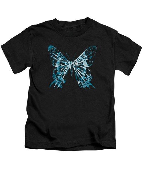 Fringe - Butterfly Glyph Kids T-Shirt